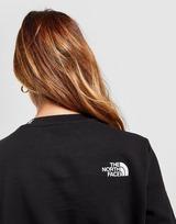 The North Face Logo Ribbed Crew Sweatshirt