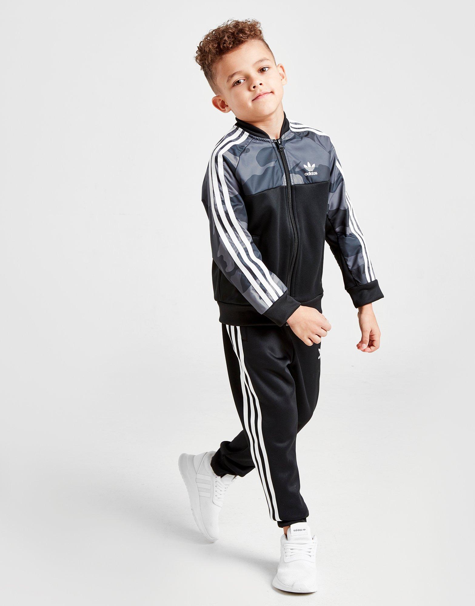 Tracksuit adidas Barn | Träningsställ | adidas Sverige