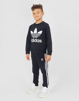 adidas Originals Adicolour Crew Tracksuit Children