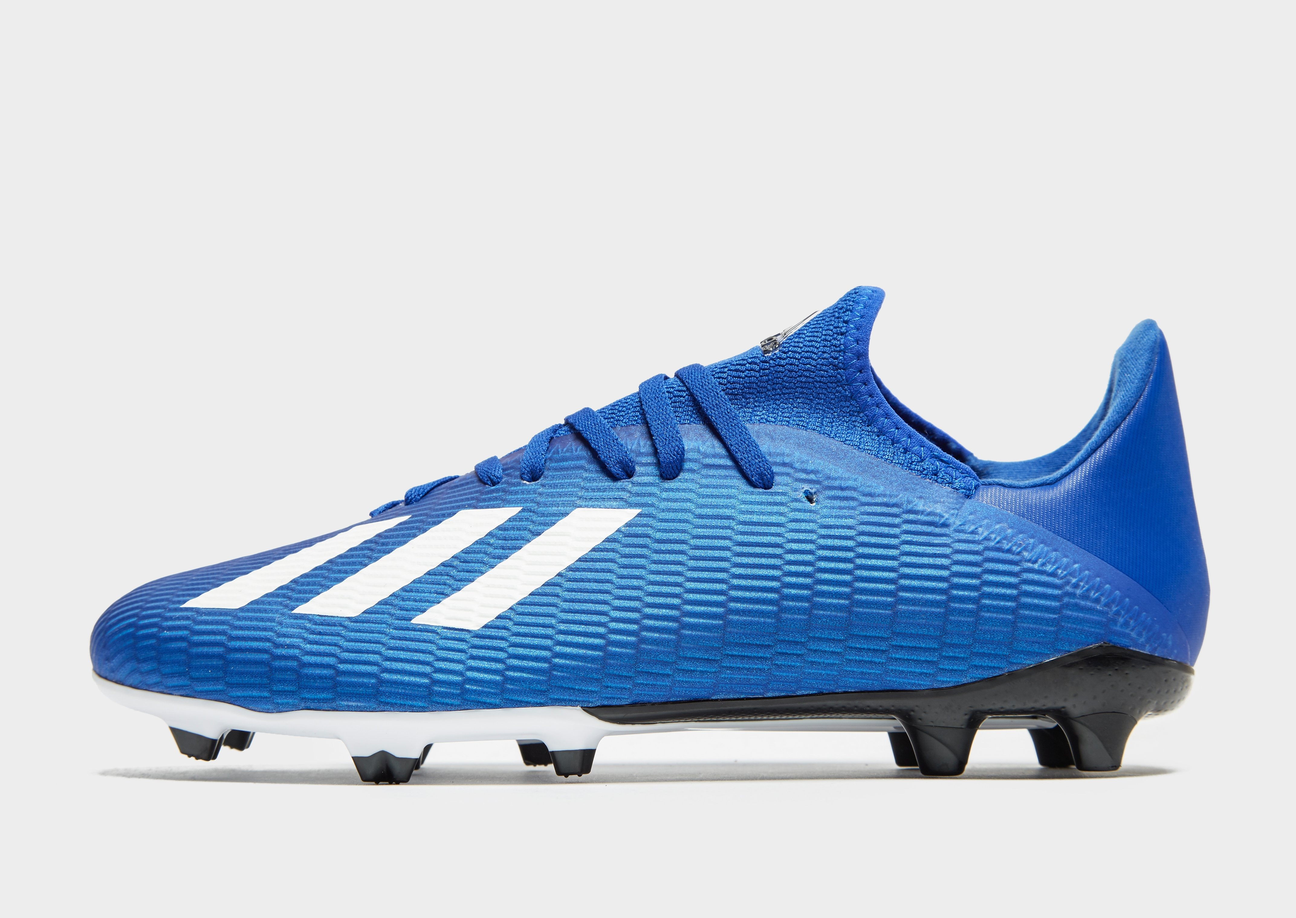 ADIDAS X 19.3 FG Adult Football Boots Blue