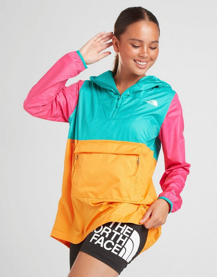 The North Face Colour Block Fanorak 2.0 Jacket