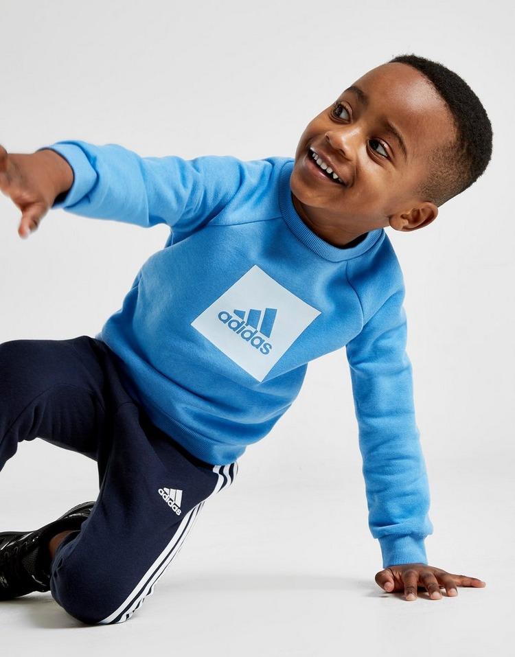 adidas Badge Of Sport Box Trainingsanzug Baby