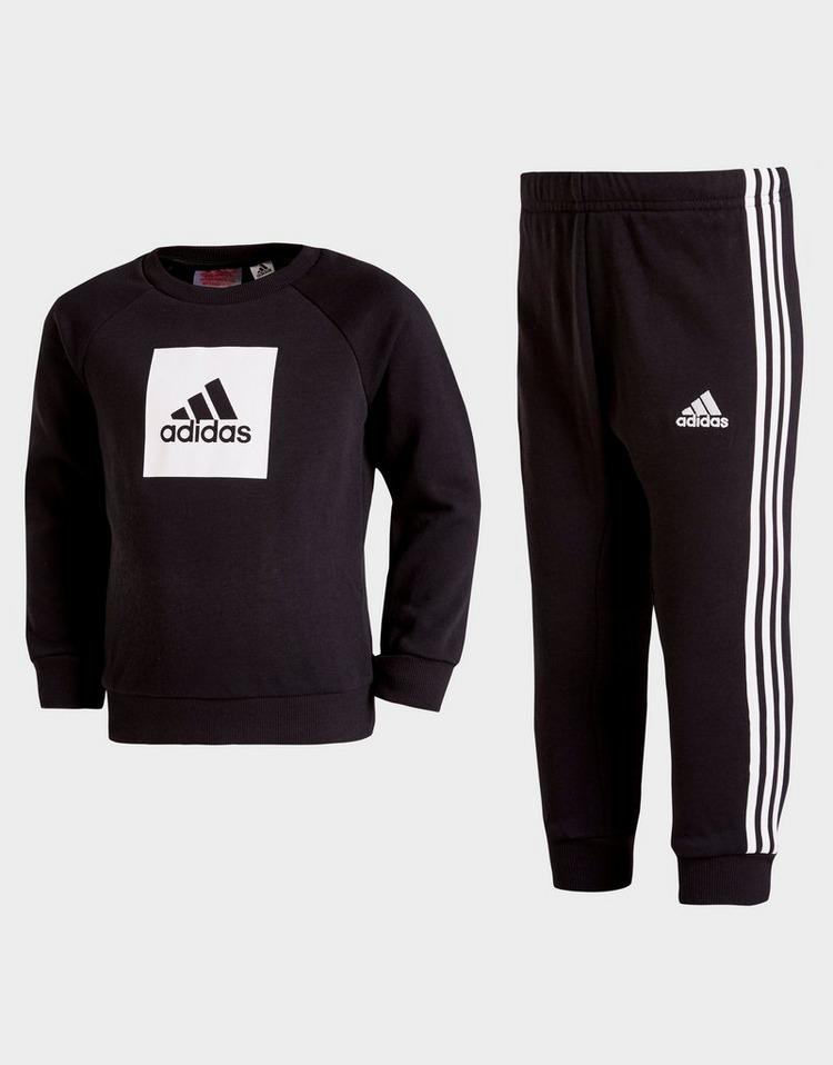 adidas Badge Of Sport Box Trainingsanzug Baby | JD Sports