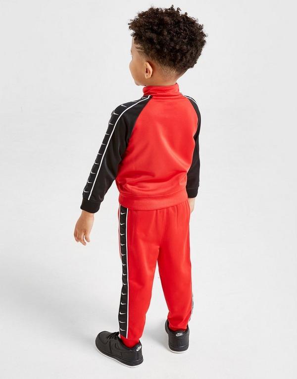 Nike Swoosh Tape Tracksuit Children