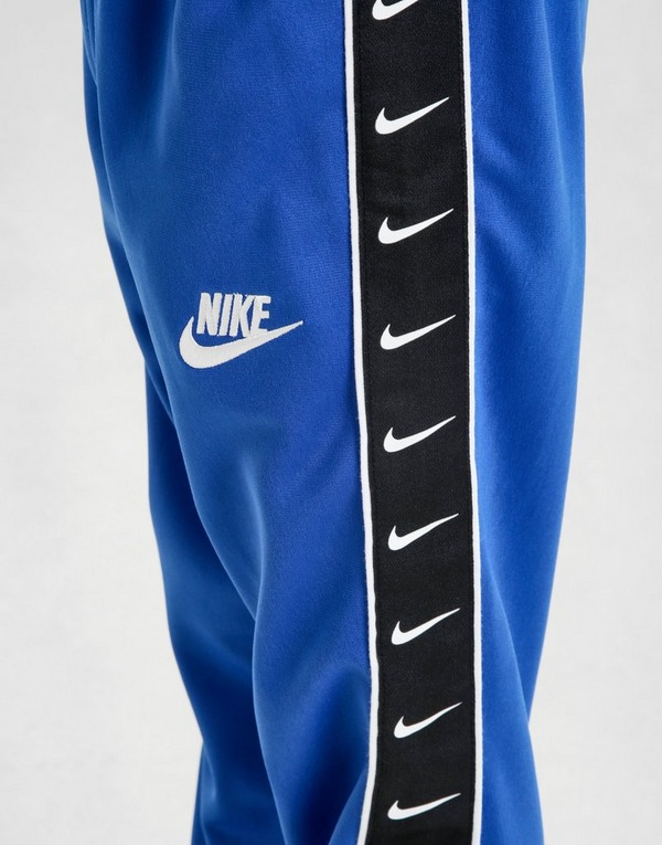 survetement nike taped blue