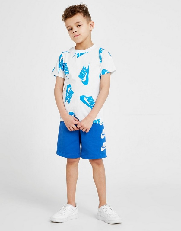 ensemble short nike enfant