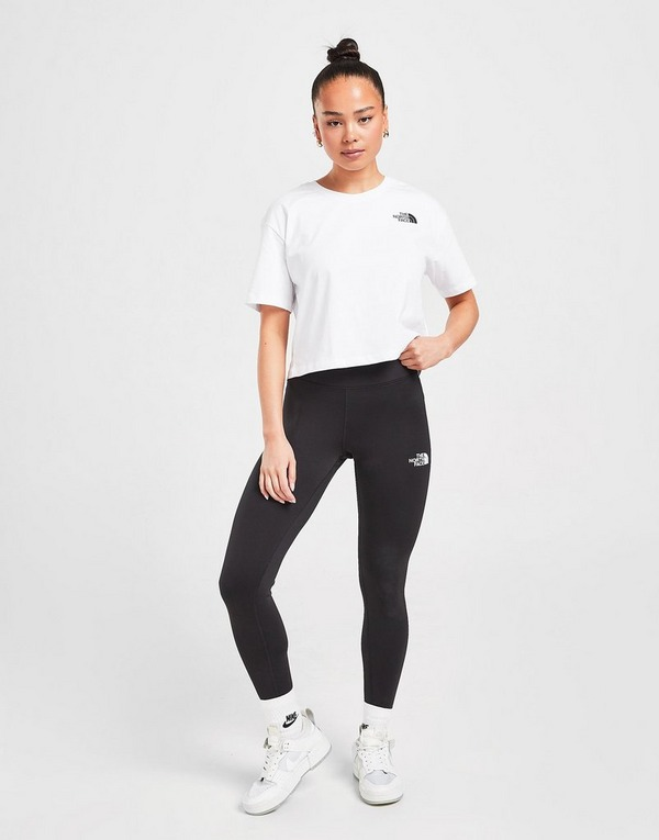 The North Face camiseta Simple Dome Crop