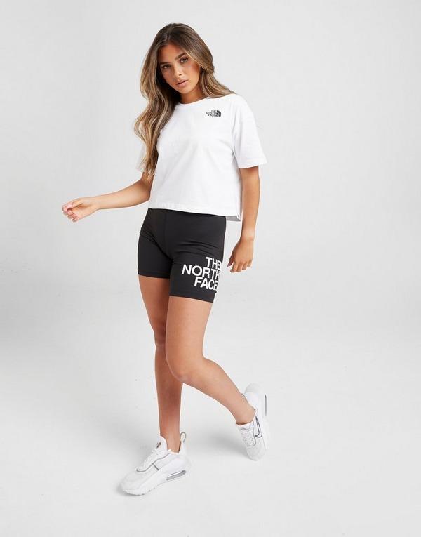 The North Face pantalón corto de ciclismo Logo