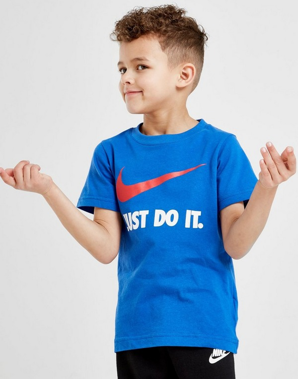 Nike Swoosh Just Do It T-Shirt Children