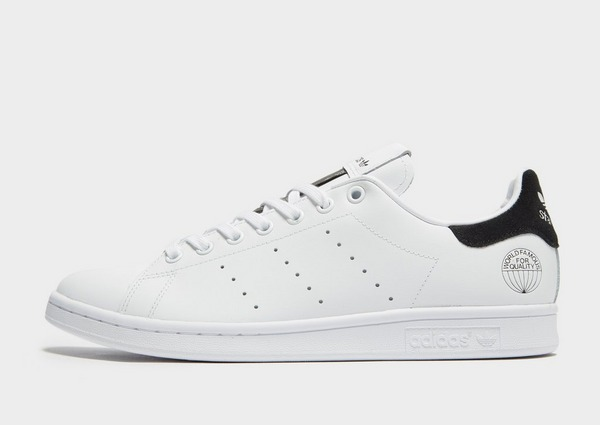 Sverige damer Stan Smith Adidas original op vit svart