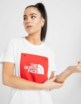 The North Face Box Logo Boyfriend T-Shirt