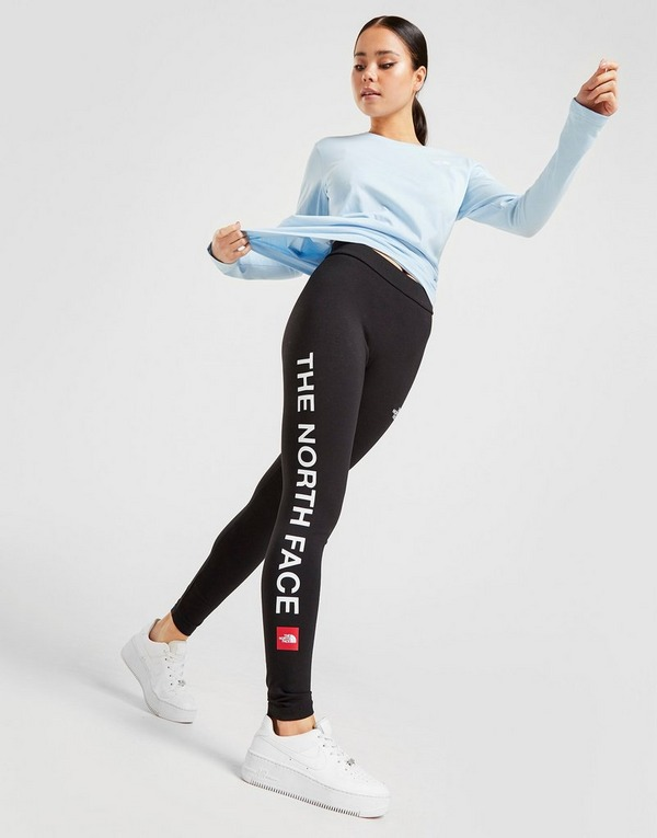The North Face leggings Logo Box