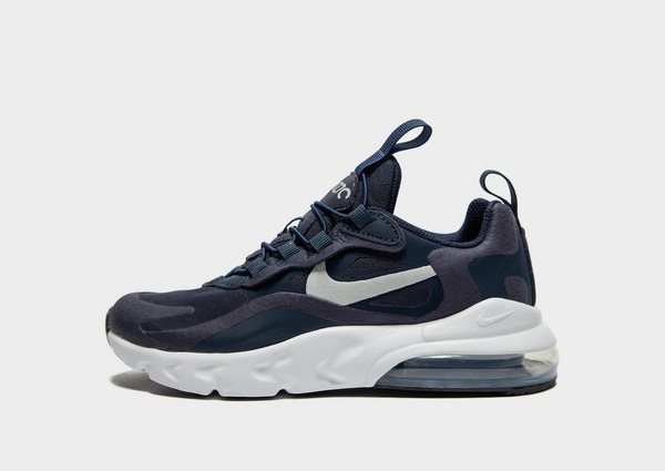 Acquista Nike Air Max 270 React Bambino in Celeste | JD Sports