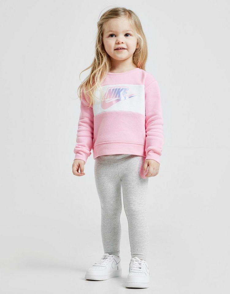 Nike chándal Colour Block para bebé