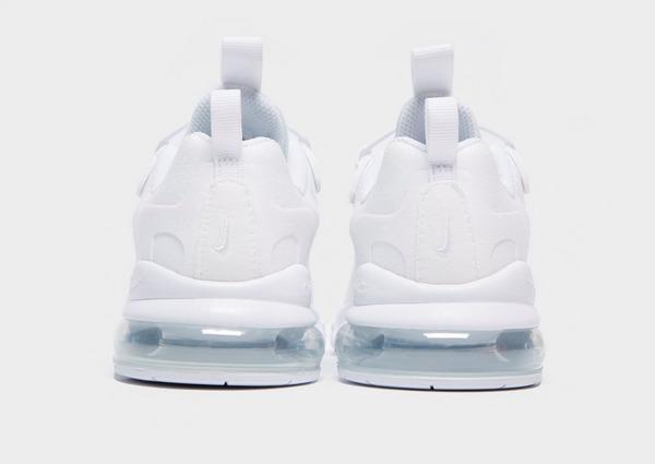 Køb Nike Air Max 270 React Børn i Hvid | JD Sports
