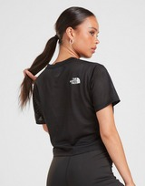 The North Face Mesh Panel Crop T-Shirt