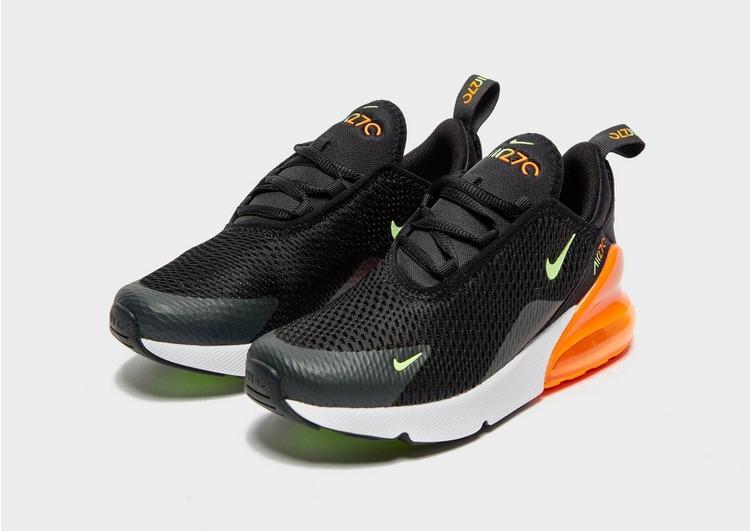 Acheter Black Nike Air Max 270 Enfant   JD Sports