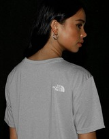 The North Face Poly Crop Logo T-Shirt
