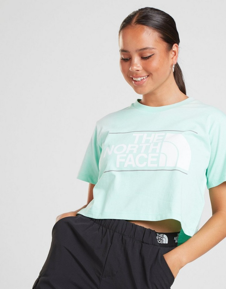 The North Face Dome Logo Crop T-Shirt