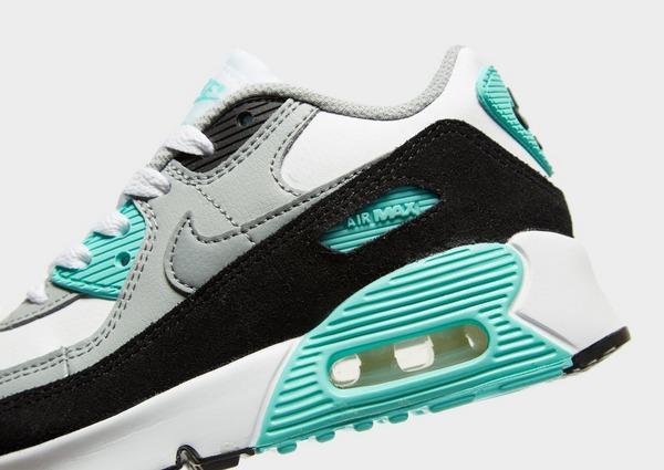 Shop den Nike Air Max 90 Leder Kleinkinder in Weiss | JD Sports