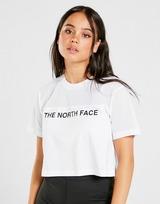 The North Face camiseta Mesh Panel Crop