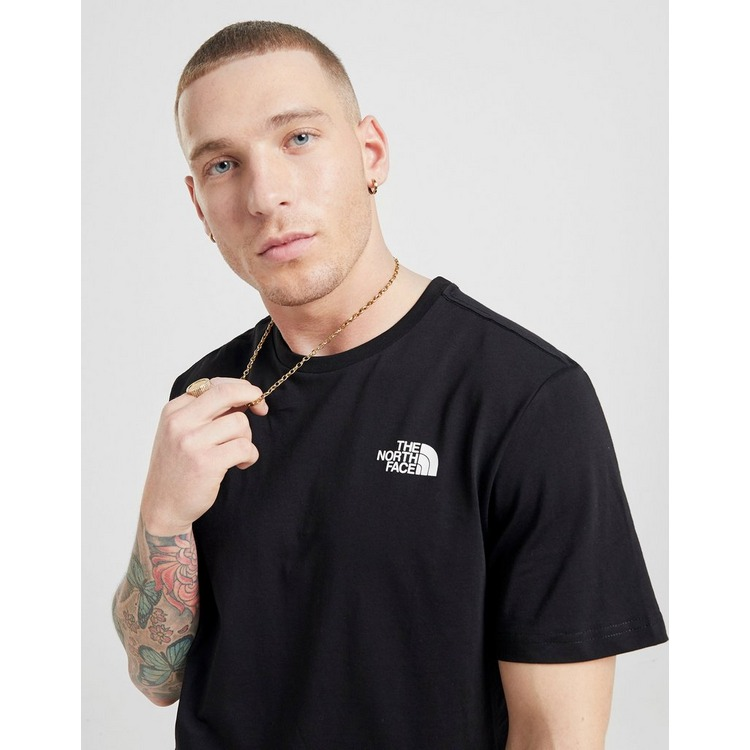 The North Face Back Fade Logo T-Shirt Heren