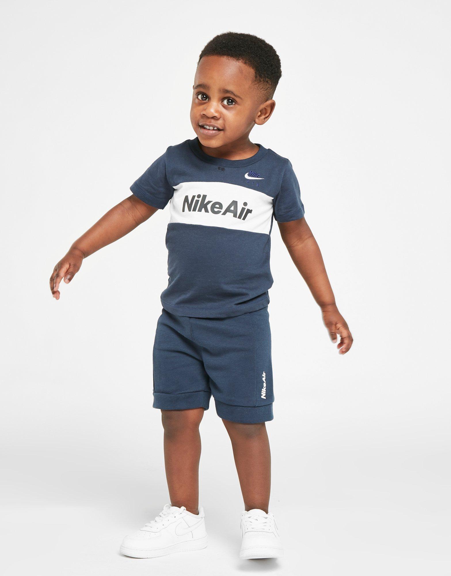 Nike Ensemble T shirtShort Air Bébé | JD Sports