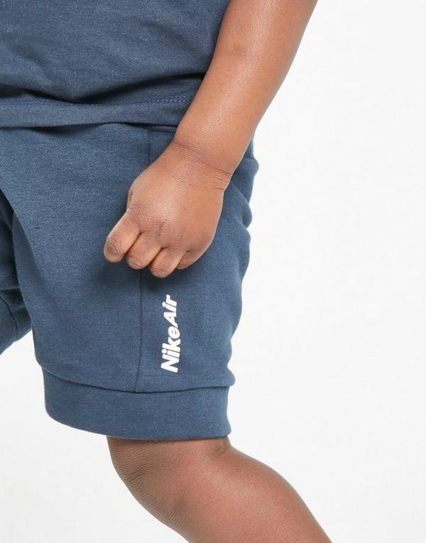 Acheter Blue Nike Ensemble T shirtShort Air Bébé | JD Sports