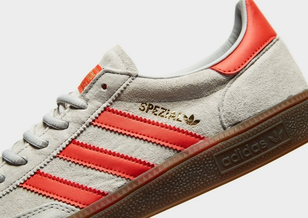Koop Grey adidas Originals Handball Spezial Heren | JD Sports