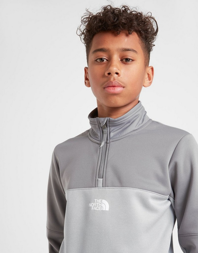 The North Face Mittelegi 1/4 Zip Track Top Junior
