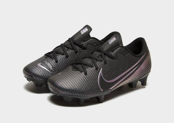 Nike Kinetic Black Mercurial Vapor 13 Kleinkinder