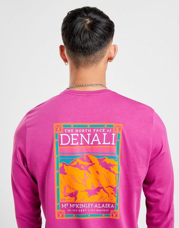 The North Face Denali Long Sleeve T-Shirt