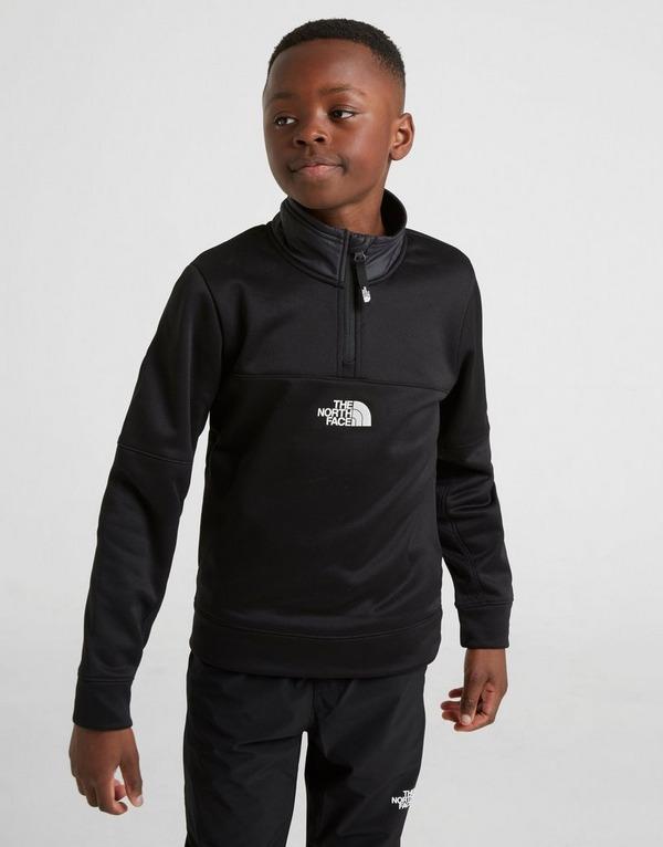 The North Face Mittelegti 1/4 Zip Sweatshirt Junior