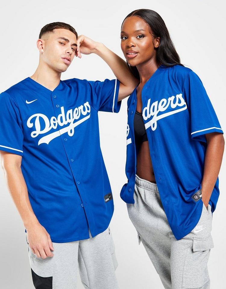 Nike MLB Los Angeles Dodgers Alternate Jersey Men's