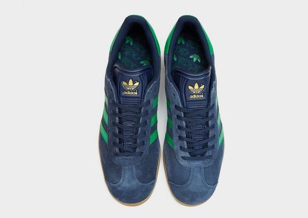 Acheter Blue adidas Originals Baskets Gazelle Homme
