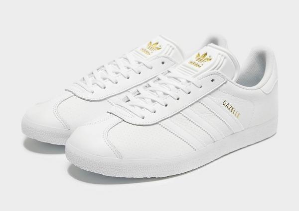 Shoppa adidas Originals Gazelle Herr i en Vit färg