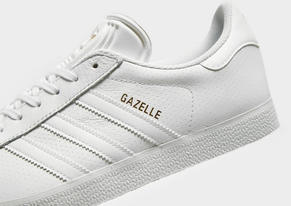 Buy White adidas Originals Gazelle | JD Sports