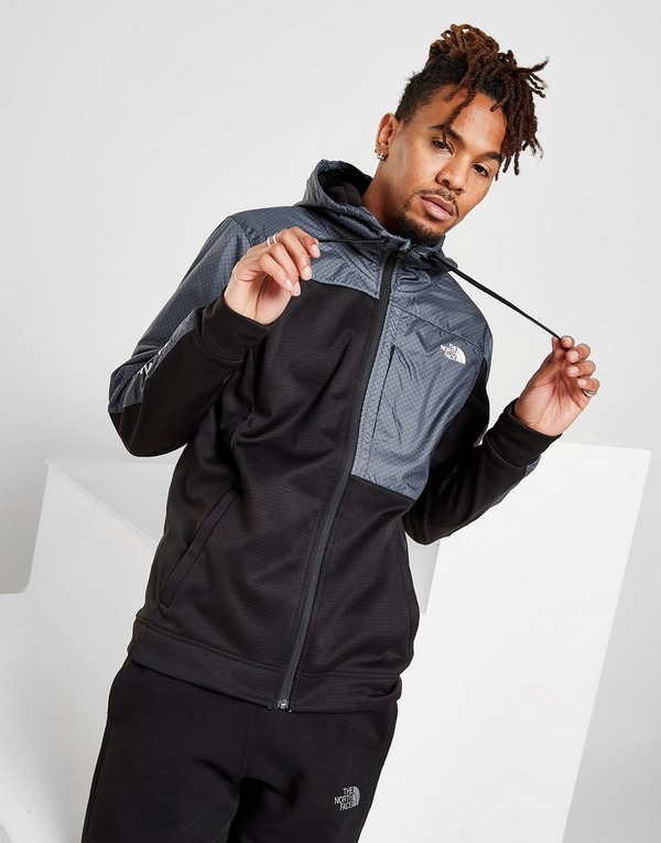 Shop den The North Face Train N Logo Jacke Herren in Schwarz