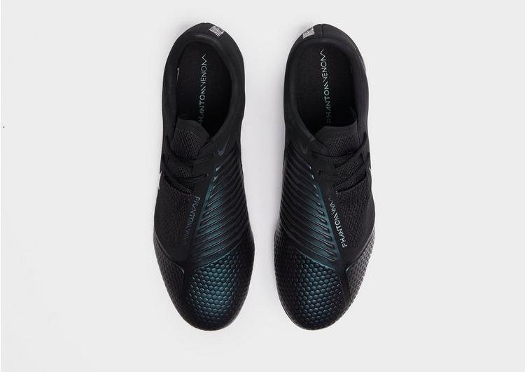 Nike Kinetic Black Phantom Venom Pro FG Heren