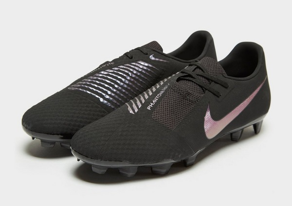 Nike Kinetic Black Phantom Venom Academy FG | JD Sports