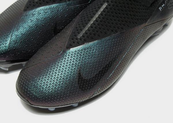 Nike Kinetic Black Phantom Vision Elite FG