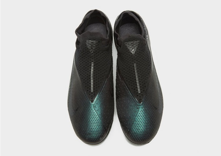 Nike Kinetic Black Phantom Vision Elite FG Heren