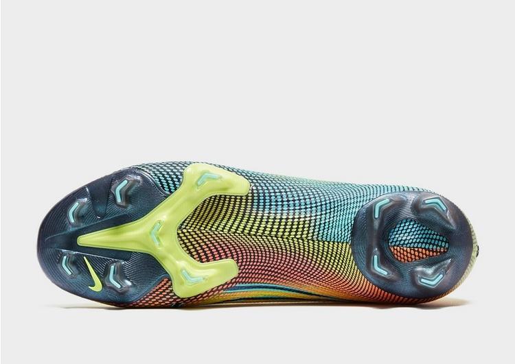Chuteira Nike Mercurial Superfly V VerdePretaNeon