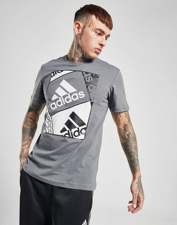 adidas Badge Of Sport Graphic Box T-Shirt