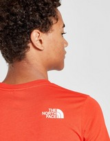 The North Face Linear T-Shirt Junior