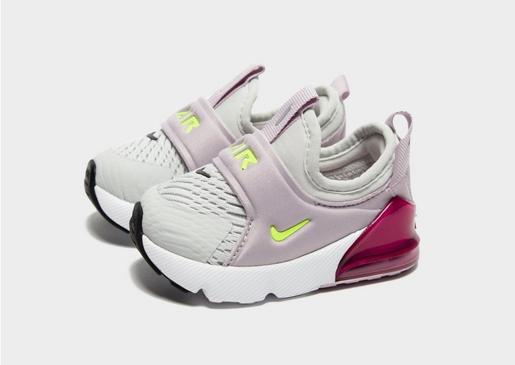 Buy Grey Nike Air Max 270 Extreme Infant   JD Sports