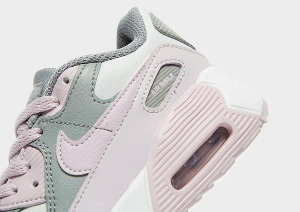 Koop Grijs Nike Air Max 90 Leather Infant | JD Sports