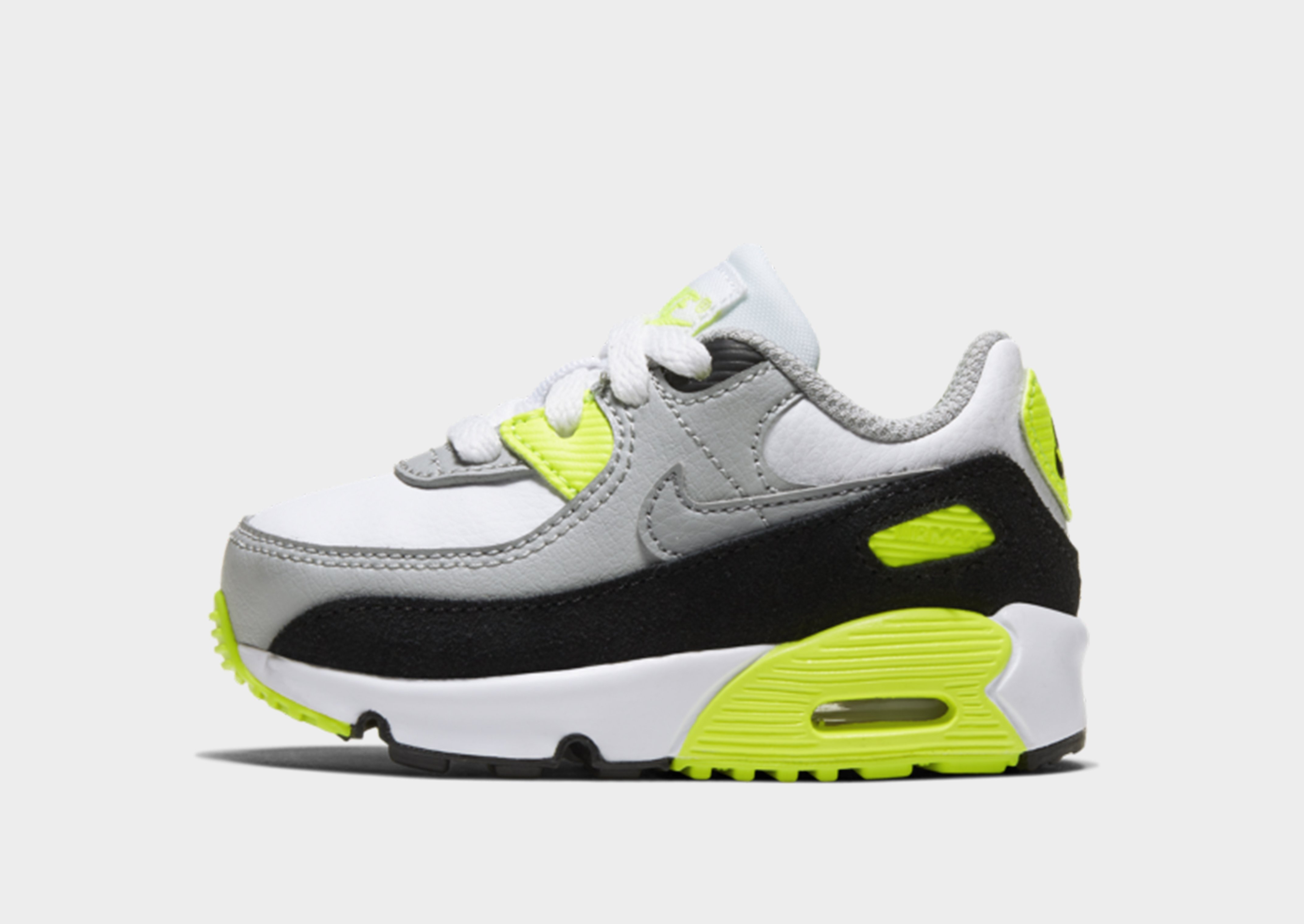 Koop Wit Nike Air Max 90 Leather Baby's | JD Sports