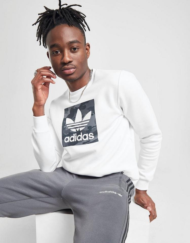 adidas Originals Camo QQR Sweatshirt