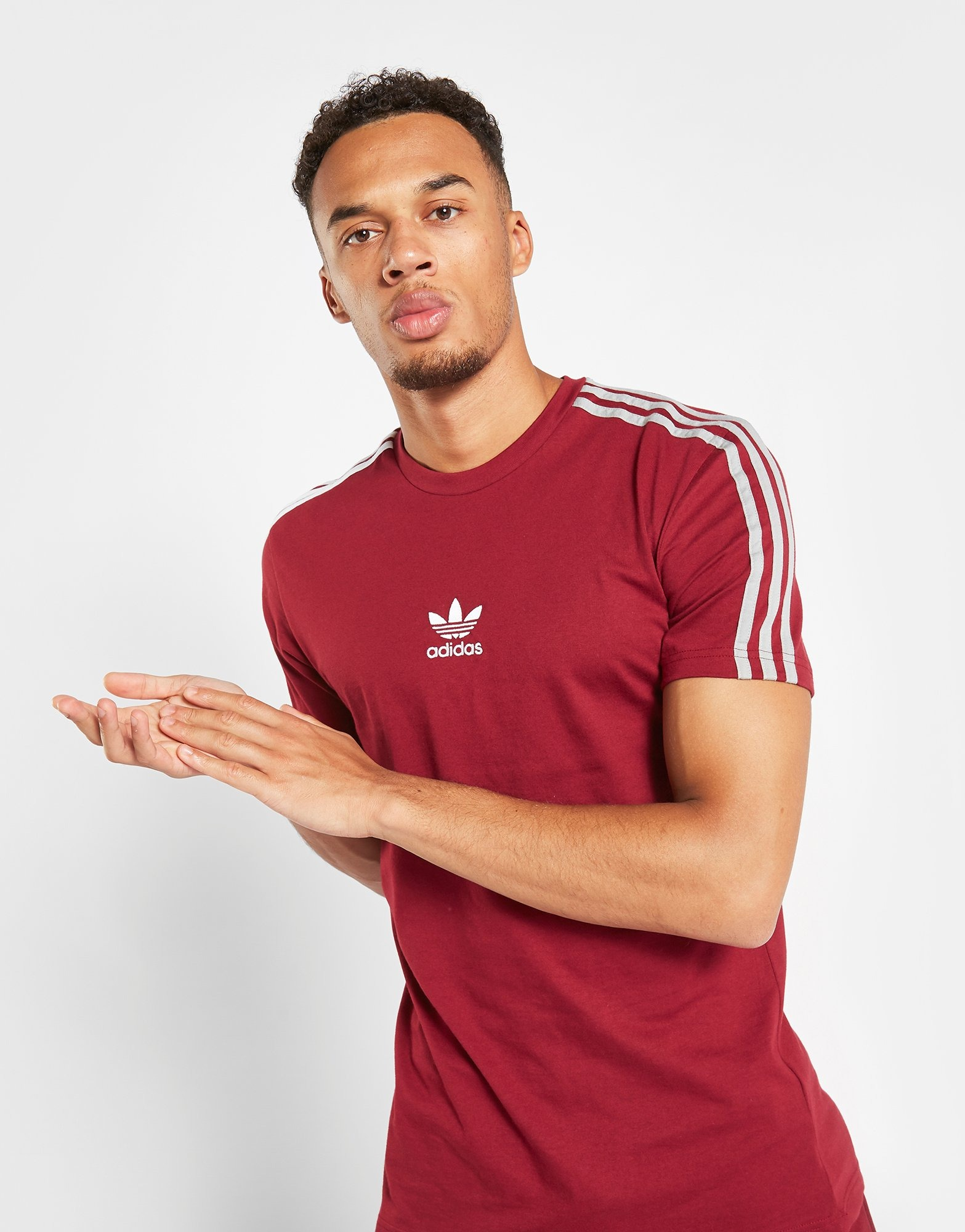 adidas Originals Sportivo X QQR T Shirt Herre | JD Sports
